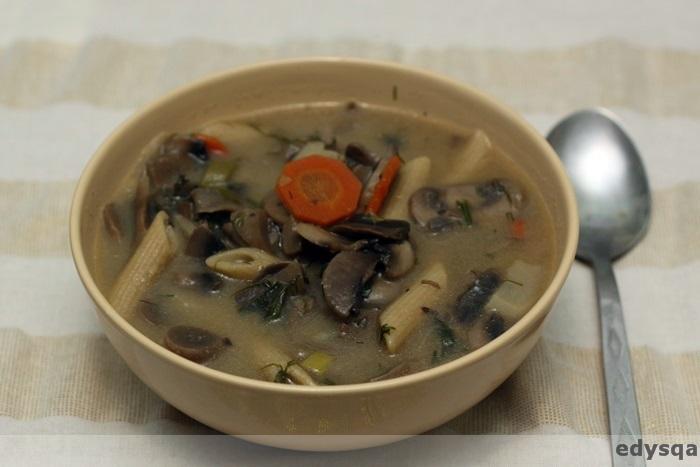 Zupa pieczarkowa – jak zrobić najlepszą?