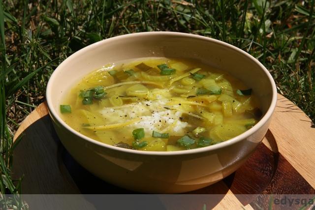 Zupa cebulowa – nie tylko dla chorych