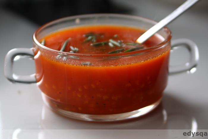 Zupa z papryk