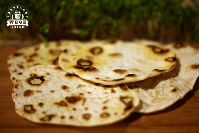 Najprostsze pieczywo – chlebki czapati