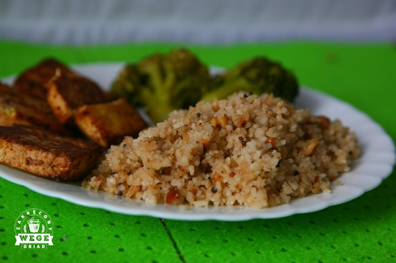 Milagu sadam – indyjski ryż z pieprzem