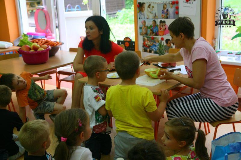 Warsztaty z przedszkolakami
