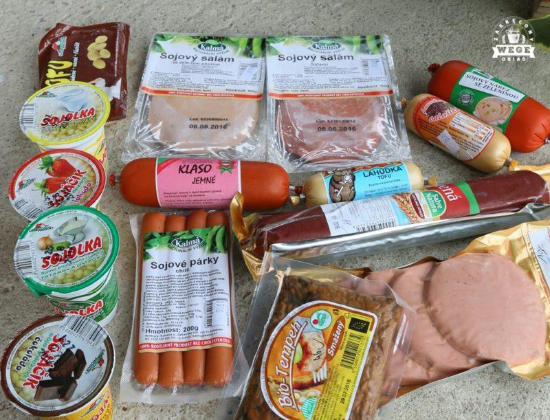 Wegańskie zakupy w Czechach – Liberec