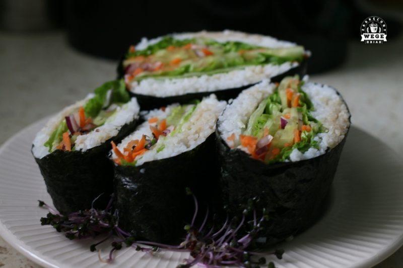 Onigirazu – sushi kanapka