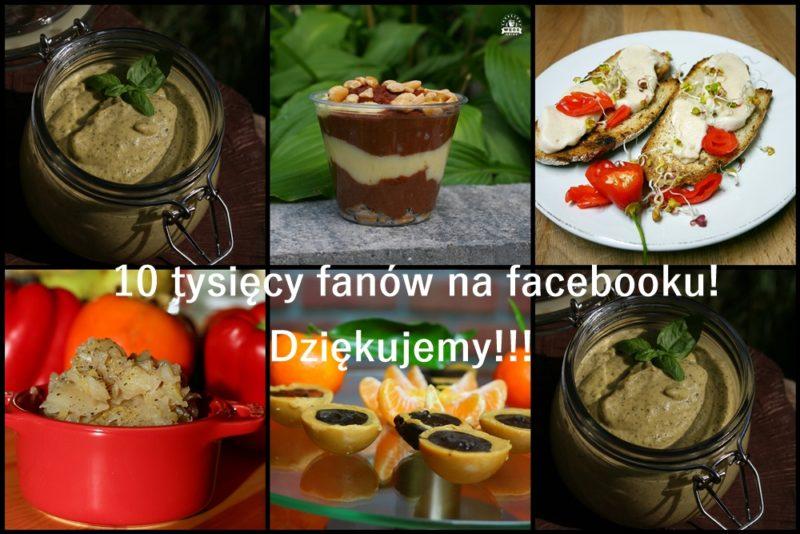 Facebook – 10 tyś fanów