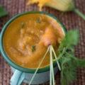 zupa z dyni i marchwi