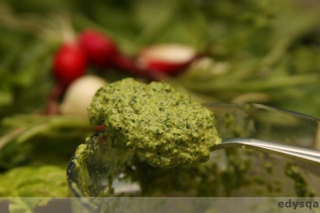 Pesto z zielenizny
