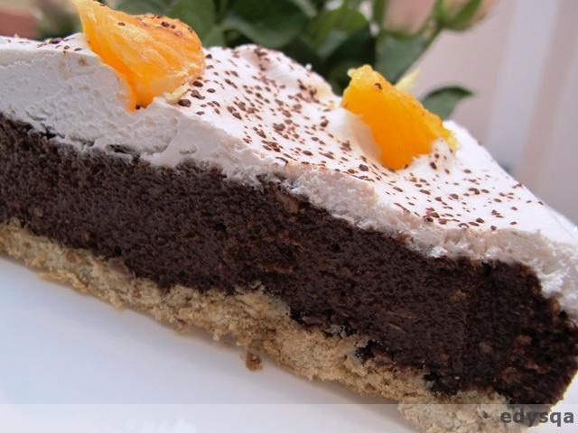 Chocholoco – ciasto bez pieczenia