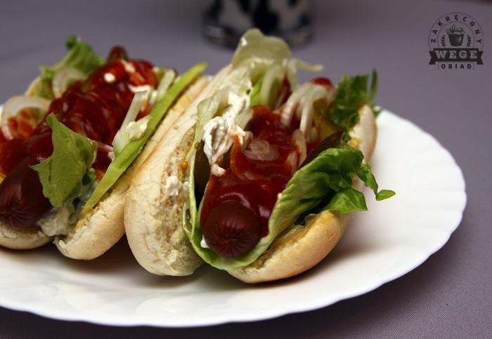 Szybkie hot dogi