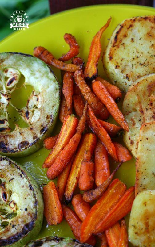 Najlepszy sposób na marchewkę? Marchewka pieczona