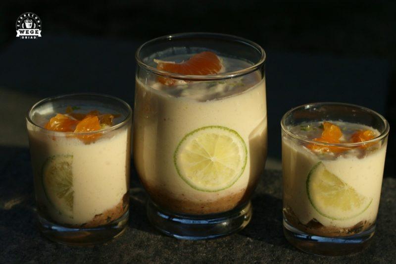 Mus pomarańczowo – limonkowy