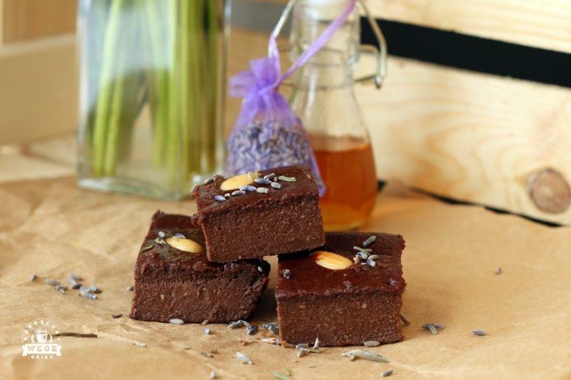 wegańskie brownie z 3 składników