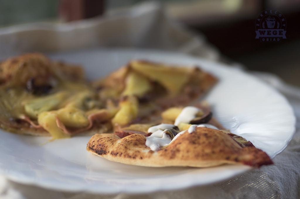 Szybka i pyszna włoska pizza
