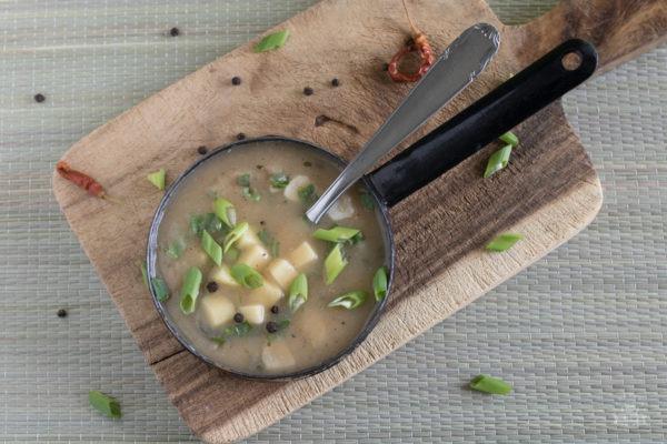 ziemniaczana zupa krem