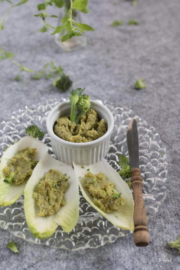 Guacamole z brokuła na post dr Dąbrowskiej