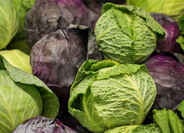 4 z 10 warzyw przywracających zdrowie – kapusta głowa pusta?